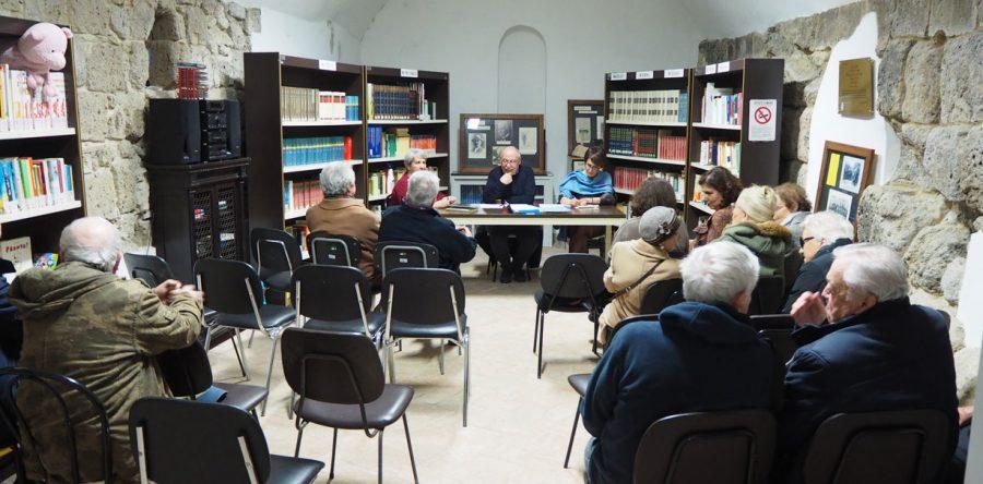 ADESIONE AL BANDO DEL COMUNE PER I SERVIZI MUSEALI